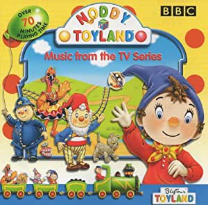 What Colour Are Noddy S Shoes