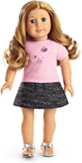 American Girl Truly Me Pale Pink & Tweed Outfit for 18 Inch Dolls NEW!