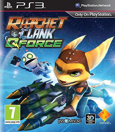 Sony - Ratchet & Clank : Q Force Occasion [ PS3 ] - 0711719265535