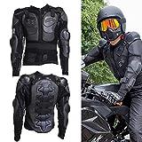 YouN Unterbrechen Motorrad MX FULL BODY ARMOR Jacket Rücken Brust Schulter Schutz Reiten, Farbe D, 580.00*300.00*80.00mm