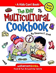 Kids' Multicultural Cookbook: Food and Fun Around the World (Kids Can!) by Deanna F. Cook (2008-07-09)