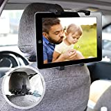 ieGeek Supporto Tablet poggiatesta Auto,Supporto Tablet Auto per Tablet e iPad...