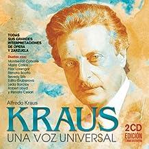 Kraus - Una Voz Universal