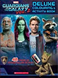 Guardians of the Galaxy #2: Deluxe Colouring & Activity Book