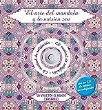 Un viaje por el mundo con CD musical de relajación (El arte del mandala y la música zen)