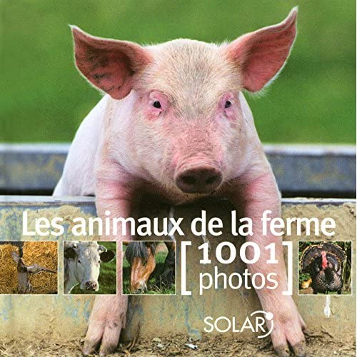 Les animaux de la ferme en 1001 photos