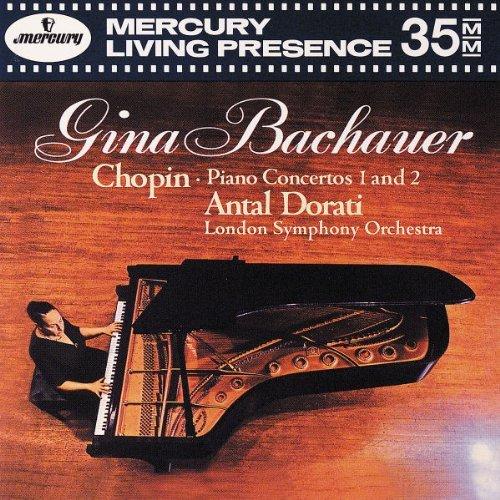 Chopin: Piano Concertos Nos. 1 & 2 (1996-08-13)