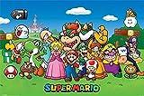 Personnages de Super Mario Set de 5 posters 61 x 91 cm