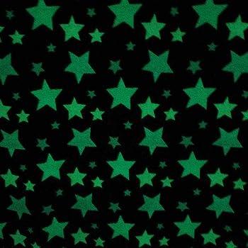 plaid kuscheldecke grau stern sterne meliert leuchtend phosphorisierend leuchtet im dunkeln. Black Bedroom Furniture Sets. Home Design Ideas