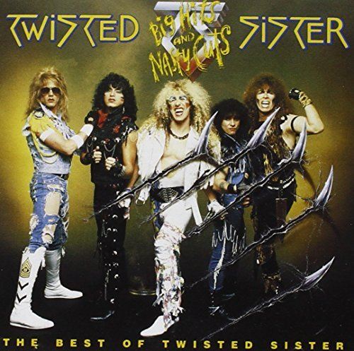 Big Hits & Nasty Cuts: Best of by Twisted Sister (1992-08-02)