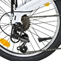20 Zoll Galano Klapprad Faltrad Special Edition Camping Klapp Fahrrad Shimano