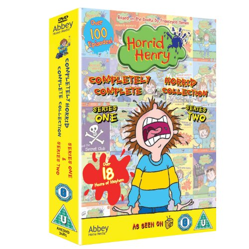 Complete Series 1 & 2 (6 DVDs)