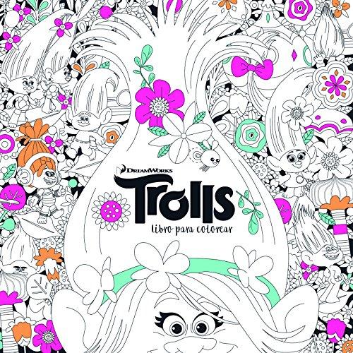 Descargar PDF Trolls: Libro Para Colorear por Penguin Random House ...
