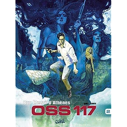 OSS117 T02 - Bon Mezzé d'Athènes