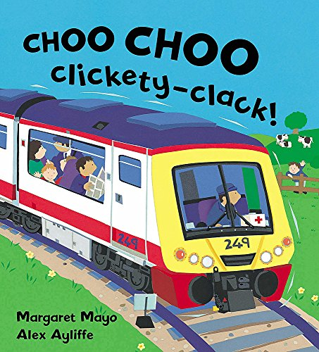 Awesome Engines: Choo Choo Clickety-Clack! Cover Image