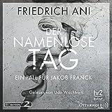 Der namenlose Tag: Ein Fall für Jakob Franck: 5 CDs