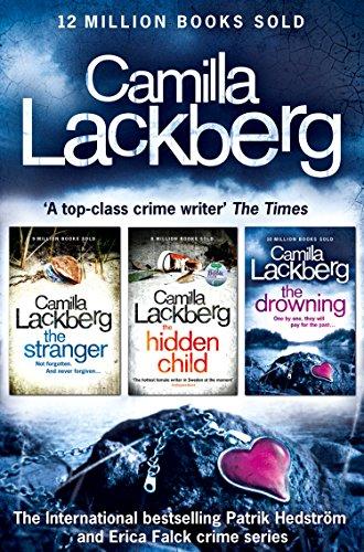 Camilla Lackberg Crime Thrillers 4-6: The Stranger, The Hidden ...