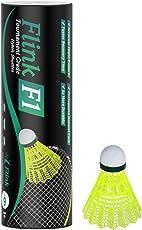 Flink F1 Tournament Grade Nylon Shuttlecock