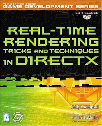 Real-Time Rendering Tricks and Techniques in DirectX (Premier Press Game Development (Software)) by Kelly Dempski (2002-03-02) par Kelly Dempski