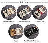 #4: Creative Cute Marlboro Cigarette Box Shape Ceramic Cigarette Ashtray for Home Car
