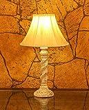Yashasvi Wooden Table Lamp - LAMP00D13 (...