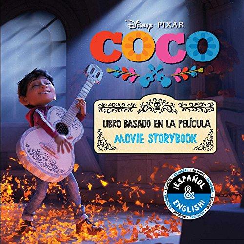 Disney/Pixar Coco: Movie Storybook/Libro Basado Película