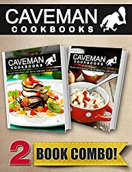 Paleo Recipes For Auto-Immune Diseases and Paleo On A Budget In 10 Minutes Or Less: 2 Book Combo (Caveman Cookbooks) (English Edition)