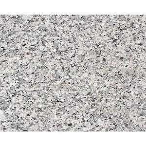 PrintYourHome Fliesenaufkleber für Küche und Bad | Dekor Granit Grau | Fliesenfolie für 20x25cm Fliesen | 24 Stück | Klebefliesen günstig in 1A Qualität