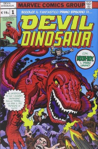 Download Devil dinosaur. Omnibus