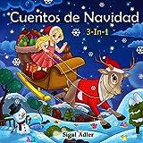 """Children' Spanish books: """"Cuentos de navidad """": Libros de cuentos navideños para niños sobre Generosidad y Dar! (ESL Kids books)"""