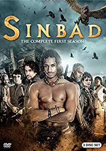 Sinbad: Season One [DVD] [Region 1] [US Import] [NTSC]