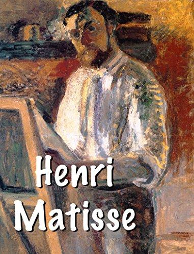 Henri Matisse: French Artist (Impressionism Book 4) (English Edition)
