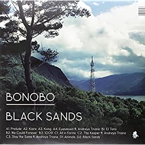 Black Sands (Deluxe Edt.)
