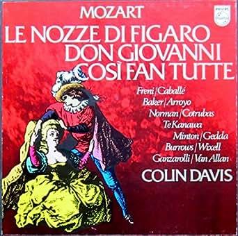 W.A. Mozart Don Giovanni (VINYL-BOX)