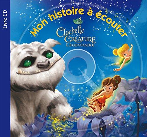 Fée Clochette , MON HISTOIRE A ECOUTER DVD Fée Clochette 6