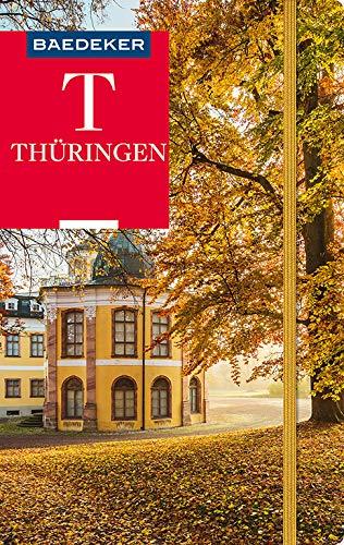 Baedeker Reiseführer Thüringen: mit praktischer Karte EASY ZIP