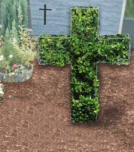 WENKO Buchsbaumformer Kreuz