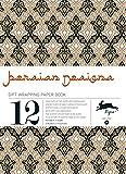 Persian designs, Volume 25. Grandes feuilles de papier cadeau de haute qualité.