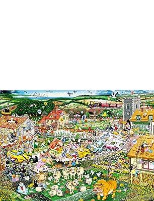 1000 Piece Jigsaw I Love Spring