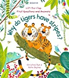 Why do tigers have stripes ? : Lift-the-flap first questions and answers