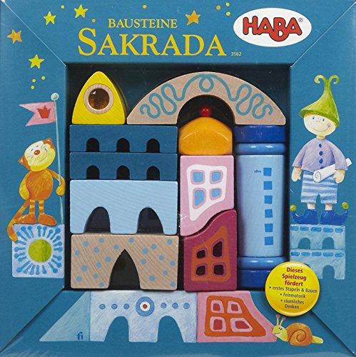 HABA 3562 - Bausteine Sakrada - 3
