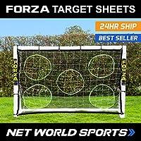 FORZA Calcio di Destinazione dello Strato Obiettivo | Gamma di Formati Disponibili – [Net World Sports] (1,8m x 1,2m)