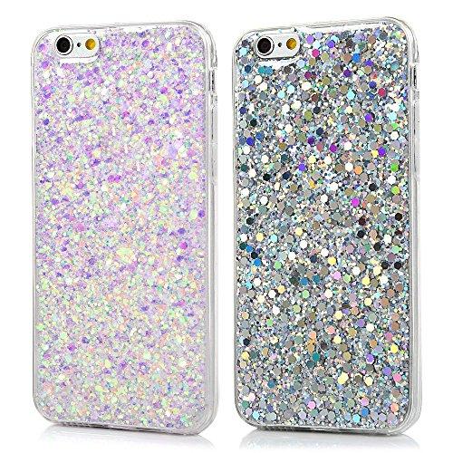 custodia iphone glitter