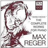 Markus Becker Das Klavierwerk (Box 12 Cd's)