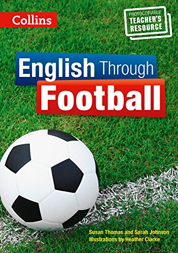 English Through Football - Teacher's Book (Mini Flashcards Language Games)