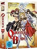 Queen's Blade - Komplett-Box (Staffel 1+2) (OmU) [5 DVDs]