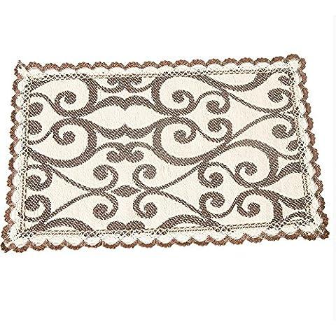 yifom cotone e lino isolante tovaglietta tavolo mat pad occidentale,