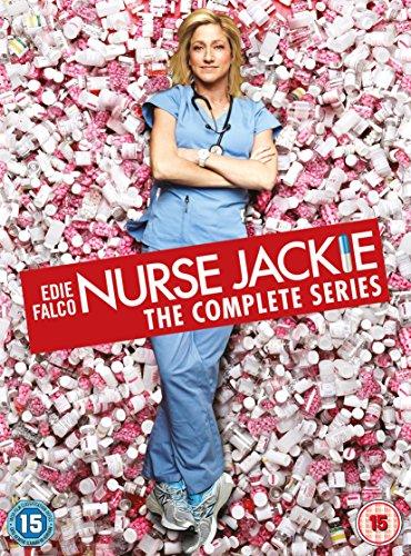 Nurse Jackie: Season 1-7 [Edizione: Regno Unito] [Edizione: Regno Unito]
