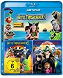 Hotel Transsilvanien 1 -3   Blu-ray Collection (exklusiv bei Amazon.de) Bild
