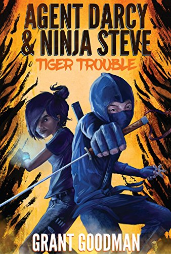Agent Darcy and Ninja Steve in...Tiger Trouble! (English ...